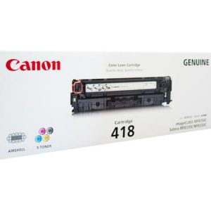 Genuine Canon CART-418 Magenta toner cartridge - 2,900 pages