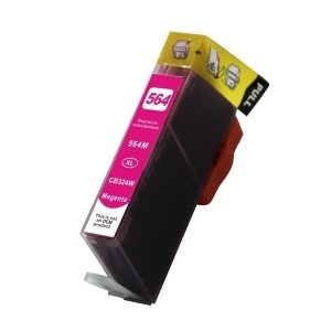 Compatible HP 564XL (CB324WA) Magenta ink cartridge - 750 pages