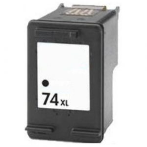 Compatible HP 74XL (CB336WA) Black High Yield ink cartridge - 750 pages