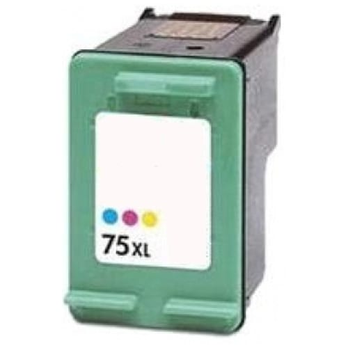 Compatible HP 75XL (CB338WA) Colour High Yield ink cartridge - 520 pages