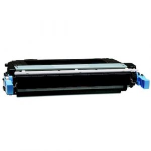 Compatible HP 642A (CB400A) Black toner cartridge - 7,500 pages