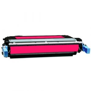 Compatible HP 642A (CB403A) Magenta toner cartridge - 7,500 pages
