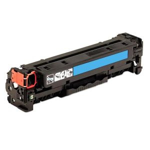 Compatible HP 304A (CC531A) Cyan toner cartridge - 2,800 pages