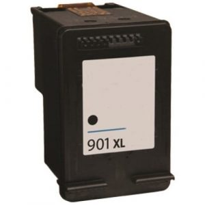 Compatible HP 901XL (CC654AA) Black High Yield ink cartridge - 700 pages