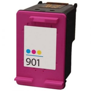 Compatible HP 901 (CC656AA) Colour ink cartridge - 450 pages