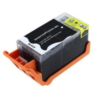 Compatible HP 920XL (CD975AA) Black High Yield ink cartridge - 1,200 pages