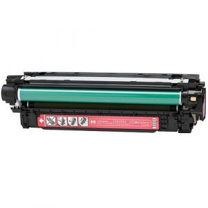 Compatible HP 504A (CE253A) Magenta toner cartridge - 7,000 pages