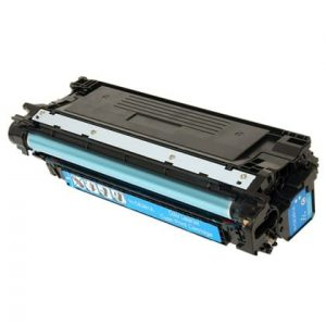 Compatible HP 648A (CE261A) Cyan toner cartridge - 11,000 pages