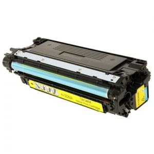 Compatible HP 648A (CE262A) Yellow toner cartridge - 11,000 pages