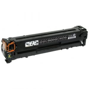 Compatible HP 128A (CE320A) Black toner cartridge - 2,000 pages