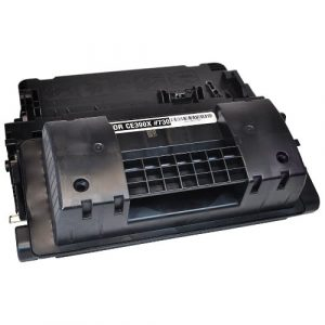 Compatible HP 90X (CE390X) High Yield toner cartridge - 24,000 pages