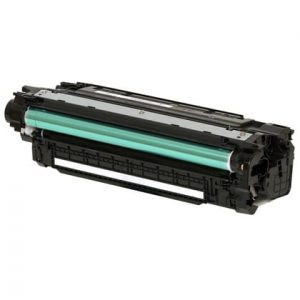 Compatible HP 507X (CE400X) Black toner cartridge - 11,000 pages