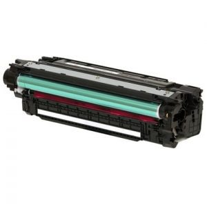 Compatible HP 507A (CE403A) Magenta toner cartridge - 6,000 pages