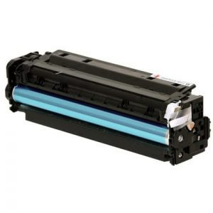 Compatible HP 305A (CE411A) Cyan toner cartridge - 2,600 pages
