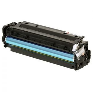 Compatible HP 305A (CE412A) Yellowtoner cartridge - 2,600 pages