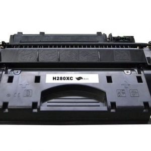 Compatible HP 05X (CE505X) High Yield toner cartridge - 6,500 pages