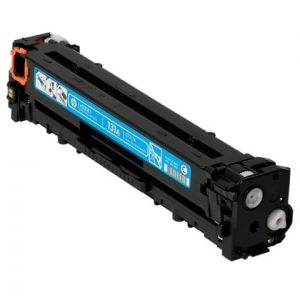 Compatible HP 131A (CF211A) Cyan toner cartridge - 1,800 pages