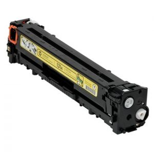Compatible HP 131A (CF212A) Yellow toner cartridge - 1,800 pages