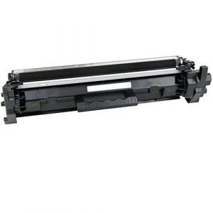 Compatible HP 17A (CF217A) Black toner cartridge - 1,600 pages