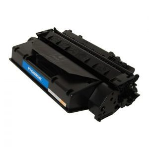 Compatible HP 80X (CF280X) Black High Yield toner cartridge - 6,900 pages