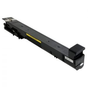 Compatible HP 827A (CF302A) Yellow toner cartridge - 32,000 pages