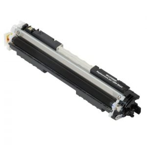 Compatible HP 130A (CF350A) Black toner cartridge - 1,300 pages
