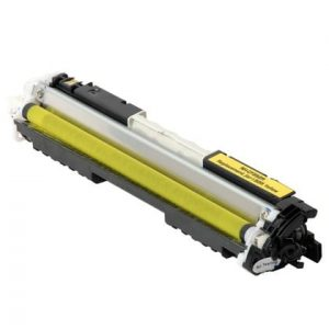 Compatible HP 130A (CF352A) Yellow toner cartridge - 1,000 pages
