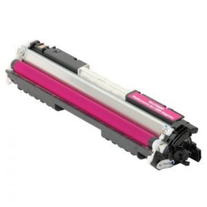 Compatible HP 130A (CF353A) Magenta toner cartridge - 1,000 pages