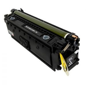 Compatible HP 508X (CF360X) Black toner cartridge - 12,500 pages