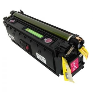 Compatible HP 508X (CF363X) Magenta toner cartridge - 9,500 pages