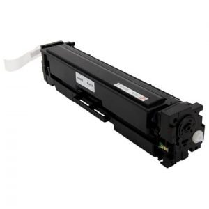 Compatible HP 201X (CF400X) Black toner cartridge - 2,800 pages