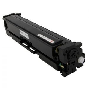 Compatible HP 201X (CF402X) Yellow toner cartridge - 2,300 pages