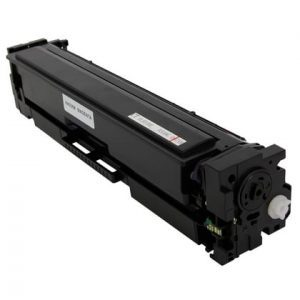 Compatible HP 201X (CF403X) Magenta toner cartridge - 2,300 pages