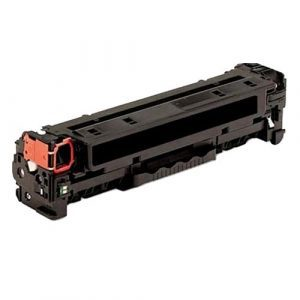 Compatible HP 410X (CF410X) Black toner cartridge - 6,500 pages