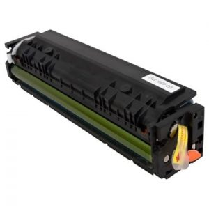 Compatible HP 202X (CF501X) Cyan toner cartridge - 2,500 pages