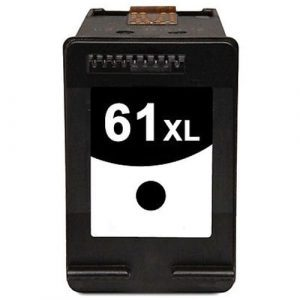Compatible HP 61XL CH563WA) Black High Yield ink cartridge - 480 pages