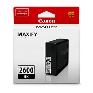 Genuine Canon PGI-2600 Black ink cartridge - 1,000 pages