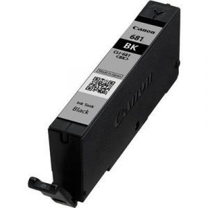 Genuine Canon CLI-681 Black ink cartridge - 250 pages