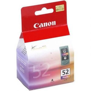 Genuine Canon CL-52 FINE Photo ink cartridge - 450 pages