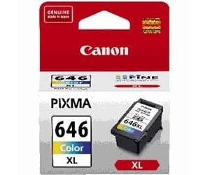 Genuine Canon CL-646XL Colour High Yield ink cartridge - 400 pages