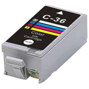Compatible Canon CLI-36 Colour ink cartridge - 110 pages