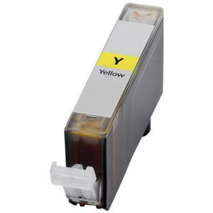 Compatible Canon CLI-521 Yellow ink cartridge - 550 pages