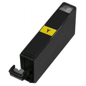 Compatible Canon CLI-526 Yellow ink cartridge - 515 pages