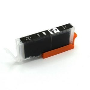 Compatible Canon CLI-681XXL Black Extra High Yield ink cartridge - 4,590 pages