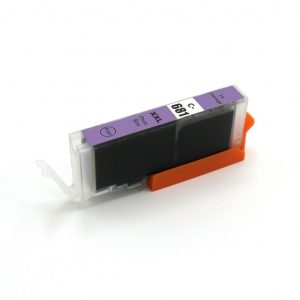 Compatible Canon CLI-681XXL Photo Blue Extra High Yield ink cartridge - 9,140 pages
