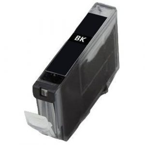 Compatible Canon CLI-8 Black ink cartridge - 65 pages