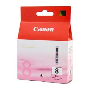 Genuine Canon CLI-8 Photo Magenta ink cartridge - 450 pages