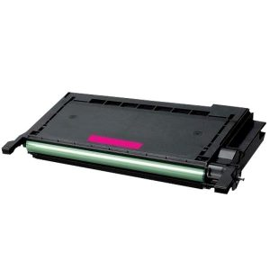 Compatible Samsung CLP-M660B Magenta toner cartridge - 5,000 pages