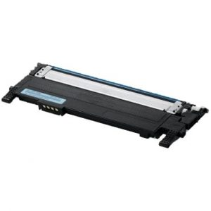 Compatible Samsung CLT-C407S Cyan toner cartridge - 1,000 pages
