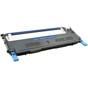 Compatible Samsung CLT-C409S Cyan toner cartridge - 1,000 pages